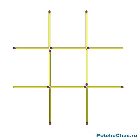 Все задачи со спичками и их решения решение задачи закон ампера